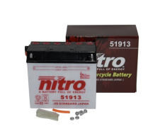 Battery 51913 Bmw 20ah Nitro