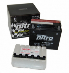 Battery ytx20l-bs 18ah Nitro