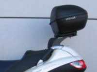Back carrier top case Piaggio MP3 2007-2014 Shad