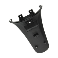 Rear fender Zip 4-stroke black Piaggio original 576175000c