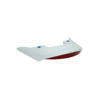 Back spoiler + brake light Peugeot Speedfight 1 Speedfight 2 white DMP