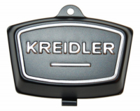 Cover plate Top plate word [kreidler]