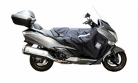 Beenkleed thermoscud Honda swt400 600 Tucano Urbano r074