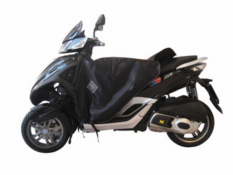 Beenkleed thermoscud Piaggio MP3 yourban Tucano Urbano t085-n
