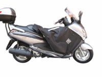 Beenkleed thermoscud Vespa GTS voyager joy max evo 300 tucano tot 2011 r077n