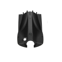 Leg shield Peugeot Vivacity black DMP