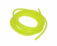Fuel hose 5x8mm yellow fluor a-quality by roll 5m