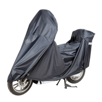 Protection screen windscreen And Top case light scooter black Tucano Urbano 2180