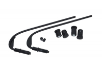 Fixation set windscreen ( for 42872) model smoke Vespa Sprint
