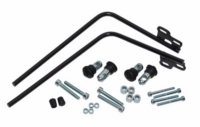 Fixation set windscreen ( for 80176) Agm Cello Allo retro Torino