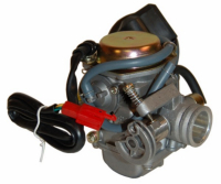 Carburateur + choke 24MM 4takt China Kymco Speedfight 3