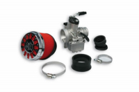 Carburateurset + powerfilter vhst bs Piaggio 2-takt 28mm Malossi mhr 1616276
