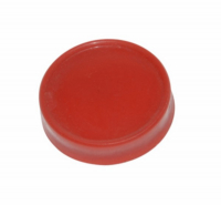 Choke button sha Gilera Citta 13mm red Dellorto
