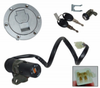 Ignition lock set Yamaha TZR from 2002 DMP
