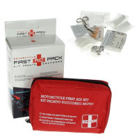 First Aid pack motorcycle DIN13167