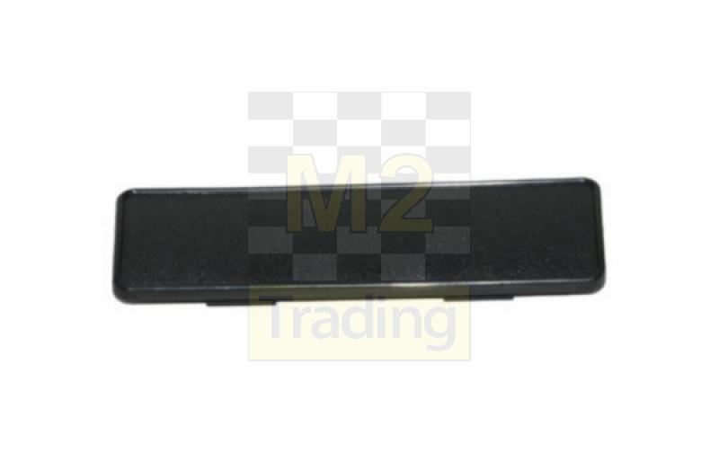 M2 Trading / Vin number flap Yamaha Aerox black original