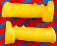 Grip set model original Yamaha Aerox yellow DMP=op=op