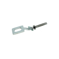 Kettingspanner links Zundapp model 529 chroom DMP