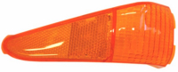 Blinkerglas Gilera Runner orange links hinten Piaggio original 294786
