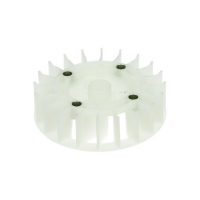 Cooling fan flywheel Peugeot V-clic original 759247