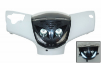 Koplamp + ledverlichting dagverlichting zip2000 carbon DMP