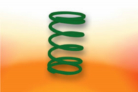 Clutch compression spring Dink Honda kb-k12 Peugoet Piaggio scooter tb 3.9 green Malossi 298323.g0