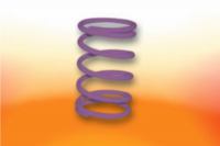 Clutch compression spring Dink Honda kb-k12 Peugoet Piaggio scooter tb 4.0 purple Malossi 298324.v0