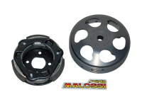 Clutch segment + house Delta systeem gilera Honda Kymco Peugoet GY-6 Peugeot V-clic 105mm m