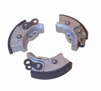 Clutch segment set moped Vespa 3-delig