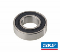 Lager 6204 2RS1 20X47X14 SKF wiellager