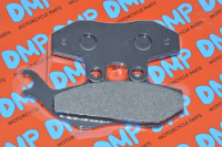 Brake pad set Gilera DNA DNA 180CC dt50lc rs1 rs1999 Gilera Runner pro Gilera Runner 180cc rx tzr xsm xtm front DMP
