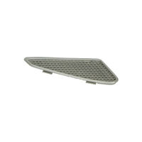 Grill Front cover mc3 nrg ext silver left Piaggio original 5753370043