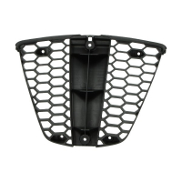 Grill Front cover under Piaggio MP3 black Piaggio original 673866