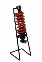 Shock absorber hybrid Yamaha TZR 250mm red black yss