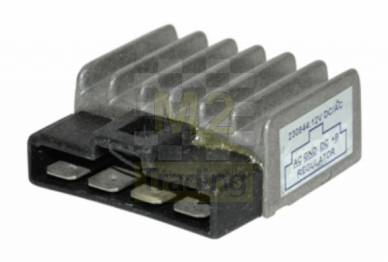 Verwonderlijk M2 Trading / Voltage regulator Tomos e-start original 230844 AM-82