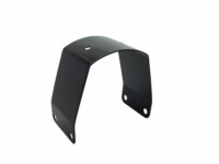 Rod front fender support Tomos A35 from 2007 black DMP