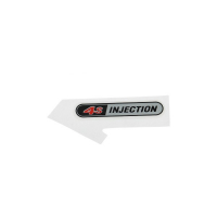 Sticker [4s injection] Zip 4-takt [euro4] Piaggio origineel 2h002189
