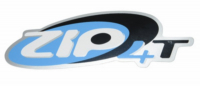 sticker Piaggio zip 4takt bj: 2010 origineel 672323