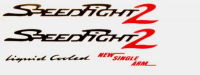 Stickerset peugeot Speedfight 2 Zwart \/ rood 5 delig