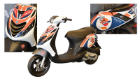 stickerset zip2000 wit repsol