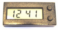 Time clock digital Malaguti F12 f15rst original 17808300