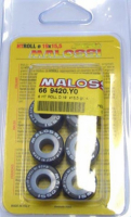 Variator Weight Rolls 4.0gr Piaggio new type 19x15.5mm Malossi 669420.y0