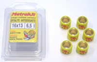 Variator Weight Rolls 6.5gr size 16x13mm Metrakit