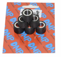 Variator Weight Rolls 8.0gr Piaggio new type 19x15.5mm DMP