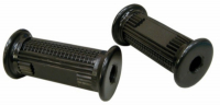 Footrest rubber set Puch Maxi black