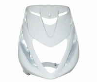 Front cover Piaggio Zip SP White DMP