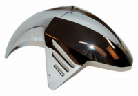 Front fender Gilera Runner chrome DMP