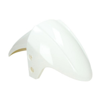 Front fender Orbit Sym X-pro white