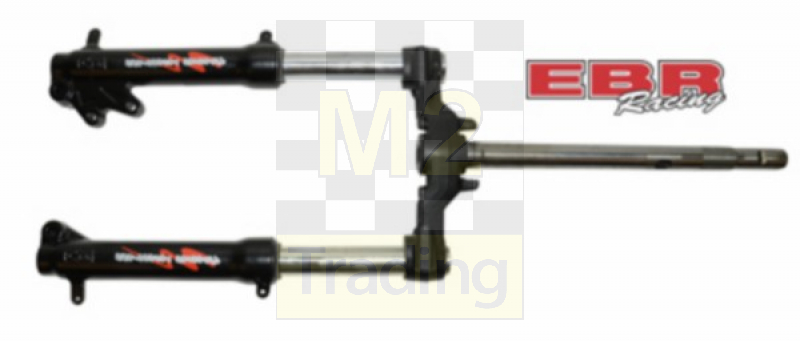 M2 Trading / Front fork Yamaha Aerox old type EBR