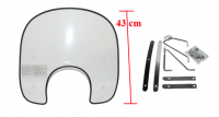 Windscreen+ Setting kit Aprilia Mojito Origineel